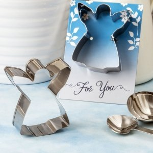 Guardian Angel Themed Cookie Cutter Favors image