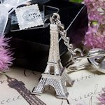 Eiffel Tower Key Chain