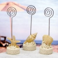 Shell Place Card Holder Assortment