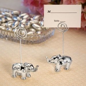 Elephant Place Card Holders image