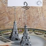 Amour Eiffel Tower Place Card Holders