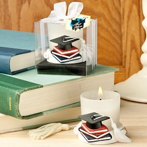 Candle Holder Party Favors for Graduation image