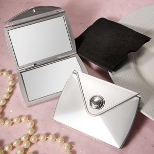 Purse Design Compact Mirrors image