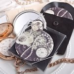 Vintage Pocket Mirror Favors