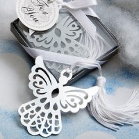 Book Lovers Angel Bookmark Favors