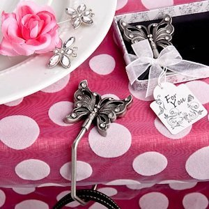 Butterfly Handbag Caddy Favors image