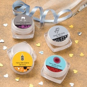 Memorable Moments Personalized Lip Balm image