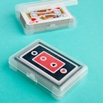 Perfectly Plain Collection Playing Card Favors