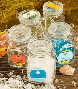 Personalized Seasonal Apothecary Jar Favors image