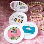 Personalized Expressions Sewing Kit Favors