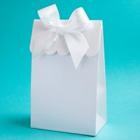 Perfectly Plain Collection White Gift Boxes
