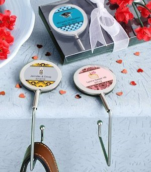 Personalized Sweet Celebrations Purse Hooks image