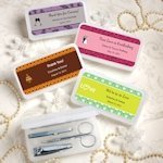 Design Your Own Collection Travel Manicure Sets