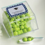 Personalized Candy Bin & Scoop Favors