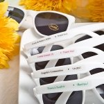 Personalized Party Favor Sunglasses