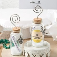 Personalized Guardian Angel Wishing Jar Party Favors