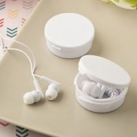 Perfectly Plain Ear Bud Headphone Favors