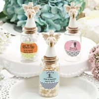 Guardian Angel Personalized Candy Jar Favors