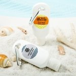 Personalised Expressions Collection Sunscreen Favors
