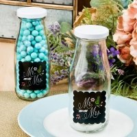 Mr & Mrs Design Vintage Milk Bottle