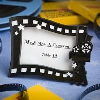 Hollywood Movie Themed Place Card Frames
