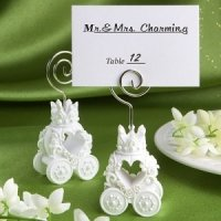 Royal Coach Design Place Card Holders