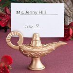 Aladdin's Lamp Place Card Holders