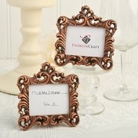 Vintage Baroque-Style Frame Wedding Favor