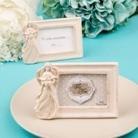 Guardian Angel Placecard Frame Favor