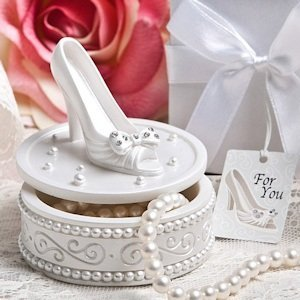 Magical Shoe Design Trinket Boxes image