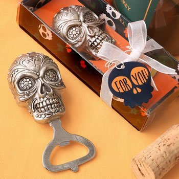 Day of the Dead Collection Sugar Skull Bottle Opener image