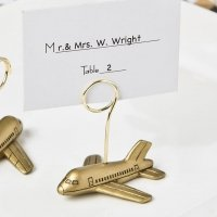 Airplane Design Placecard Holders