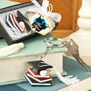 Graduation Party Favor Key Chains image