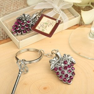 Grapevine Design Keychain Party Favors image