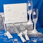 Fluttering Butterflies Wedding Collection