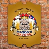 Vintage Pub Sign Gifts