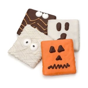 Halloween Ghoulish Grahams Favors image