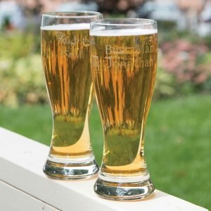 Custom Giant Beer Pilsner Glass image