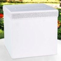 Bling Wedding Card Box