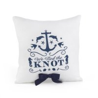 Nautical Ring Pillow