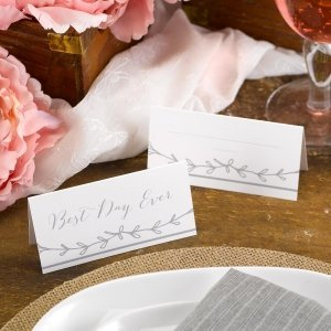 Rustic Vines Place Card (Set of 25) image