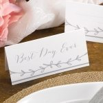 Rustic Vines Place Card (Set of 25)