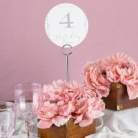 Rustic Vines Table Numbers