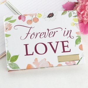 Floral Forever Guest Book image