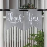 Charming Vintage Signs - Thank You Set