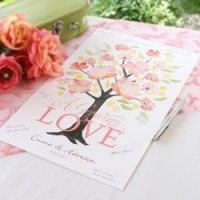 Floral Forever Signature Poster