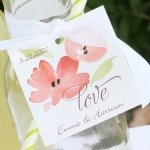 Floral Forever Favor Tag (Set of 24)