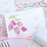 Floral Forever Place Card (Set of 25)