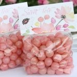 Floral Forever Treat Toppers (Set of 25)