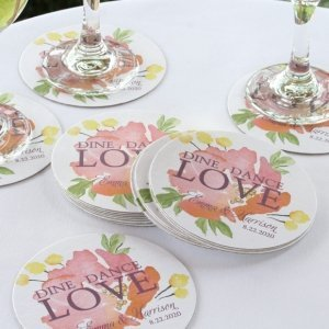 Floral Forever Coasters (Set of 25) image